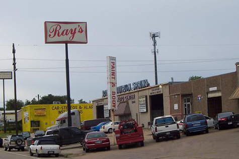 Ray's Car Inspection Services in Fort Worth, TX